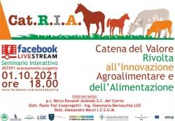 Catena del Valore Rivolta all'Innovazione Agroalimentare e dell'Alimentazione