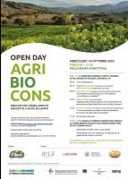 Open Day Agri Bio Cons